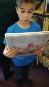 Čtenářské deníky 5. ročník – vyhodnocení nejlepších čtenářů