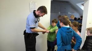 Návštěva u policie