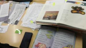 Návštěva knihovny - 4. ročník