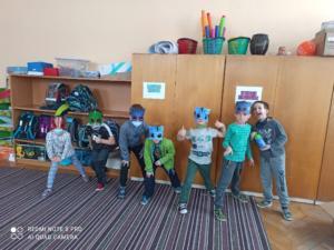 Karneval ve školní družině