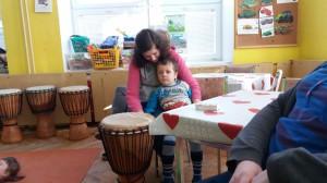 Muzikohrátky a bubnohraní